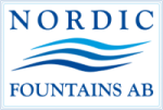 Nordic fountains AB - Fountain Logo